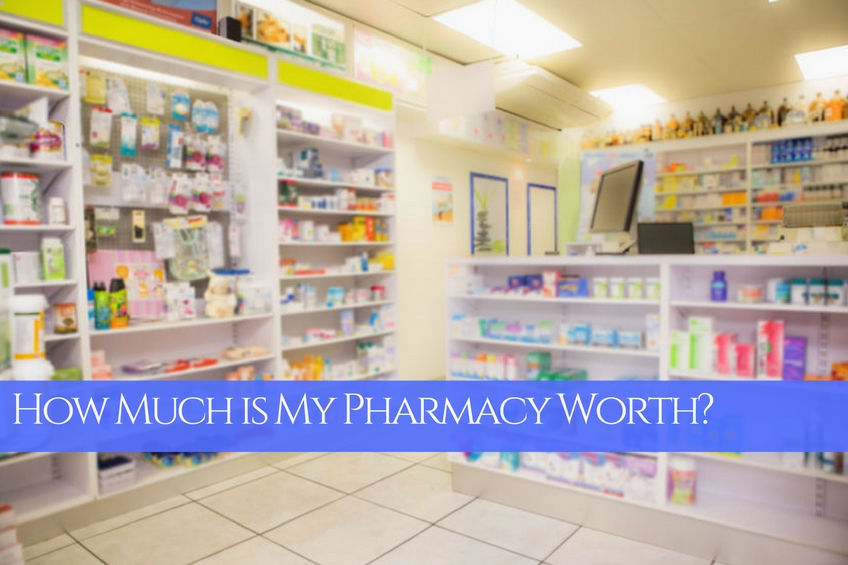 How Much is My Pharmacy Worth_